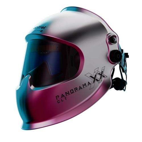 Optrel panoramaxx clt Schweißerschutzhelm mit optrel IsoFit® Headgear