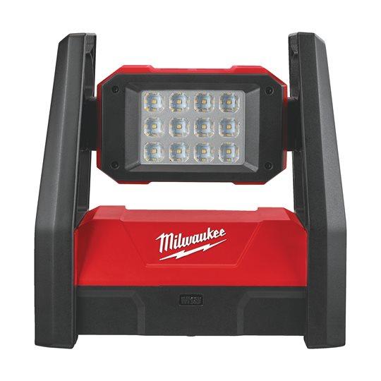 Milwaukee M18 HAL/0 RoverTM Akku-Hochleistungs-LED-Flutstrahler