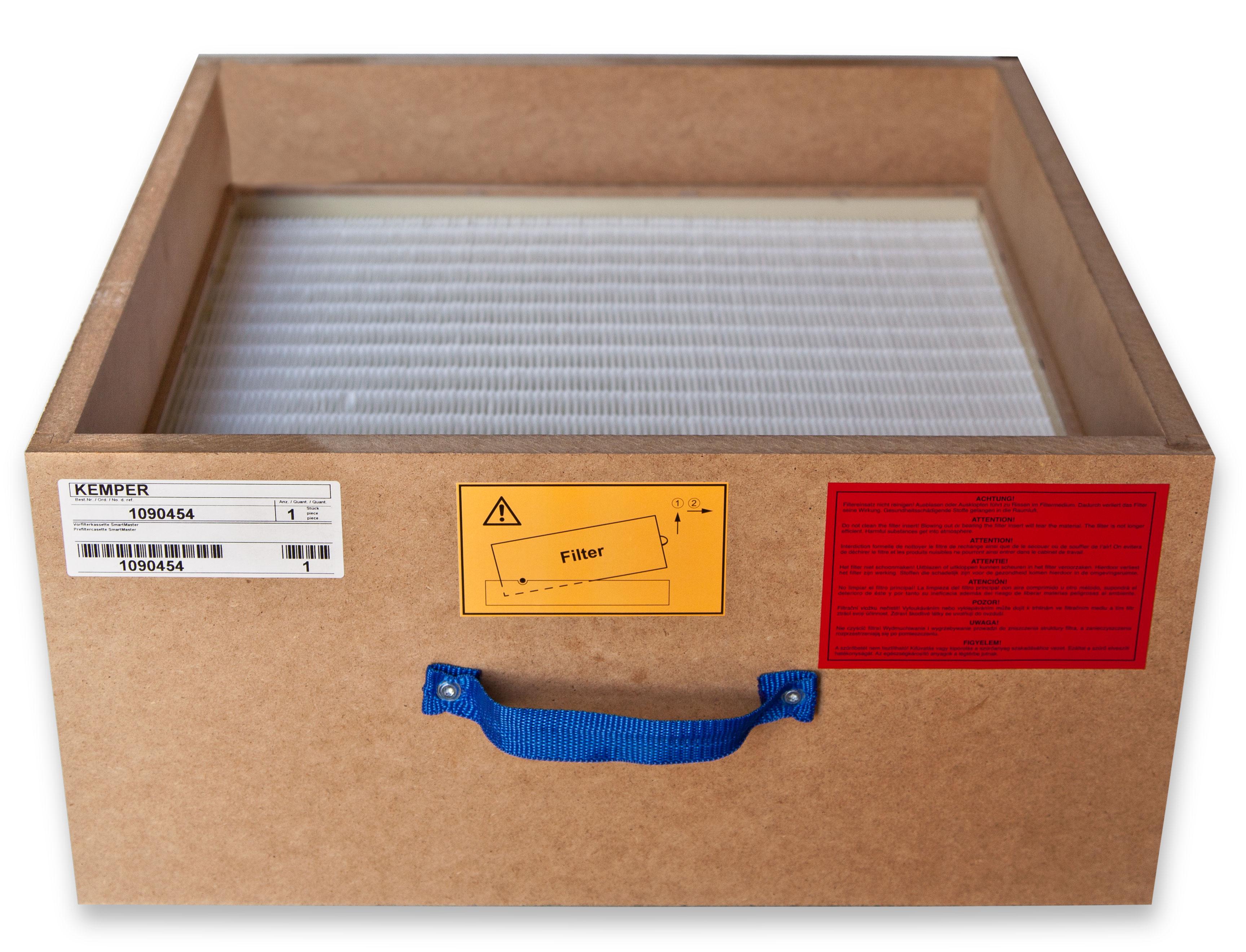 KEMPER Hauptfilter // passend für den SmartMaster