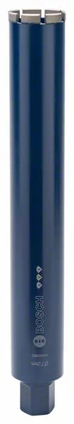 "Bosch ""Diamantnassbohrkrone 1 1/4"""" UNC Best for Concrete, 72 mm, 450 mm"